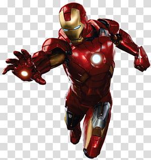 ilustração de homem de ferro, homem de ferro Viúva Negra thor capitão América Pantera Negra, homem de ferro voando ... PNG clipart