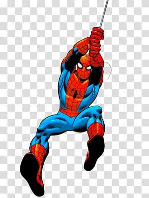 Homem-Aranha Marvel, Tiras de jornais do Homem-Aranha Marvel Comics Comic book, Spiderman Comic png