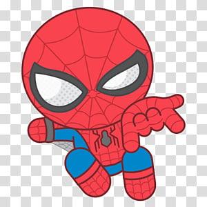 ilustração de homem-aranha, adesivo de homem-aranha super-herói de quadrinhos de maravilha, desenhos animados de homem aranha png