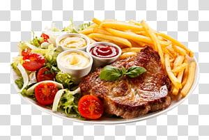 pratos de carne assada e batata frita, batatas fritas Churrasco Batatas fritas Shashlik, Carvão grelhado PNG clipart