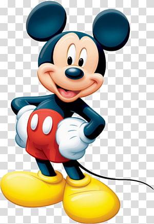 Ilustração do Mickey Mouse, Mickey Mouse Minnie Mouse Pato Donald O Stand da Walt Disney Company, Mickey Mouse PNG clipart