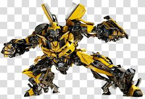 Bumblebee Transformers Film Autobot Gerado por computador, otimismo png