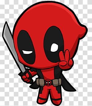 Encontre este Pin e muitos outros na pasta Deadpool Comic de Chibi Fan Art. png