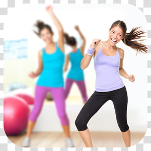 Zumba Exercise aerobic Dance Fitness Center, Aeróbica png