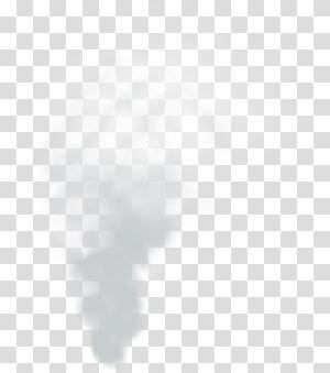 Preto e branco padrão de ângulo de ponto, fumaça, nuvem branca PNG clipart