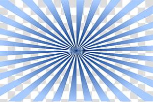 branco e azul, luz solar do Sunburst, raios do sol PNG clipart