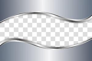 Marca, fundo de linhas metálicas PNG clipart