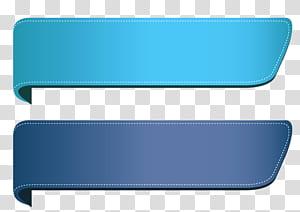 Conjunto de bandeiras azuis, duas cercetas e tiras cinza png
