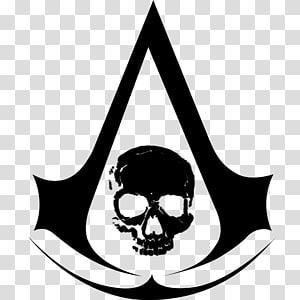 logotipo do credo do assassino, credo do assassino iv: credo do assassino da bandeira negra: origens credo do assassino credo assassino desonestos iii, anarquia PNG clipart