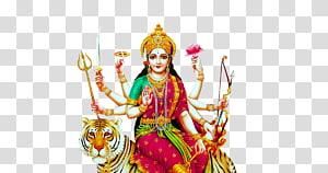 Kali Durga Puja Lakshmi Shiva PNG clipart