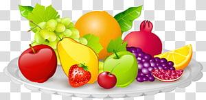 Cozinha vegetariana Dieta da sopa de repolho Legumes de frutas, prato com frutas, ilustração de variedade de frutas png