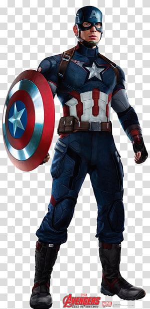 Marvel Capitão América, Capitão América Viúva Negra Homem de Ferro Clint Barton Vingadores: Era de Ultron, Capitão América PNG clipart