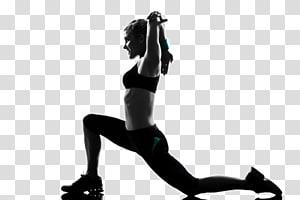 mulher fazendo ilustração de pose de exercício, exercício físico exercício aeróbico treinamento intervalado de alta intensidade aptidão física perda de peso, movimento de fitness png