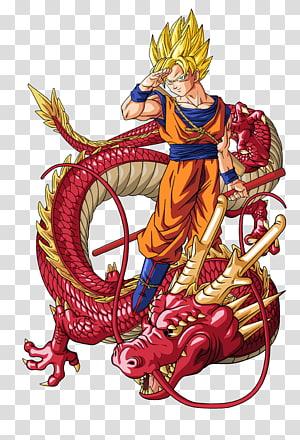 Goku Filho, Dragon Ball Z, Camiseta Goku Vegeta Gohan Shenron, Dragon Ball Super png