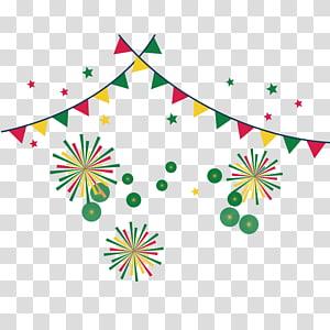 Cartão de Ramadã Eid al-Fitr Eid Mubarak, cartão de jejum, ilustração verde, vermelha e amarela PNG clipart