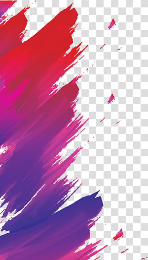 pintura abstrata vermelha e roxa, saxofone de cartaz de jazz, fundo colorido cartaz PNG clipart