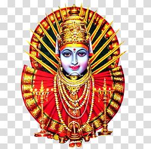 ilustração de divindade hindu, renuka mahur, maharashtra devi sri deusa, mata ki PNG clipart