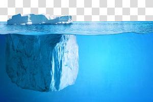 iceberg, iceberg antártico, iceberg subaquático PNG clipart
