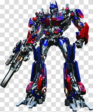 brinquedo robô azul e vermelho, Transformers: The Game Transformers Autobots Optimus Prime Bumblebee Barricade, Optimus Prime png