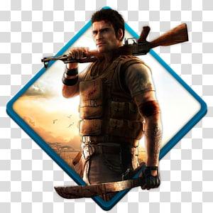 PUBG logo, soldado da milícia mercenária, Far cry 2 PNG clipart