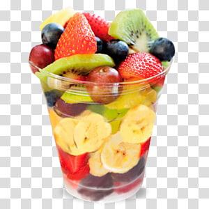 Salada de frutas Xícara de frutas Café da manhã, salada de frutas png