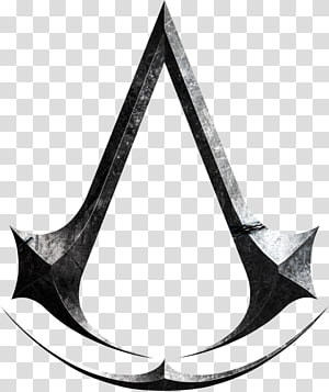 cinza Logotipo do Assassin's Creed, Assassin's Creed III Assassin's Creed Syndicate Assassin's Creed IV: Black Flag Assassin's Creed: Origins, Assassins Creed PNG clipart