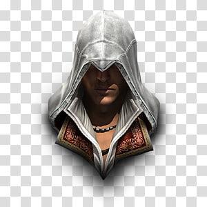 Assassins Creed II Assassins Creed: Revelations Assassins Creed: Brotherhood Assassins Creed IV: Bandeira Negra, material de herói do jogo PNG clipart