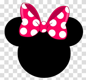 modelo de rosto de minnie mouse, minnie mouse mickey mouse, minnie PNG clipart