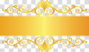 Cavi's Cash for Gold, moldura dourada ornamentada, papel de parede digital dourado png
