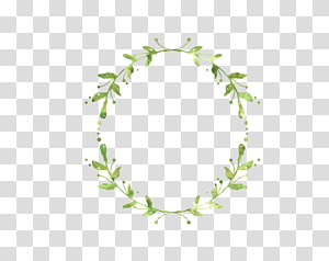 arte de grinalda de folha, grinalda coroa de grinalda de folha, material de grinalda de folhas verde fresco PNG clipart