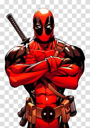 Ilustração de Deadpool, Deadpool Homem-Aranha Wolverine Demolidor Weasel, Deadpool png