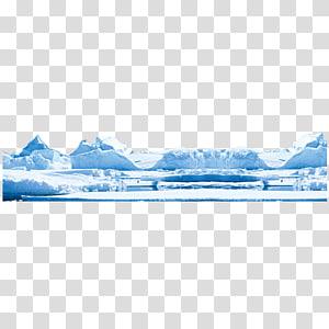 Geleira Iceberg, iceberg PNG clipart