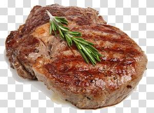 bife grelhado, salsicha costelas de bife bife de costela, carne cozida PNG clipart