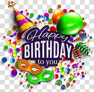 Bolo de aniversário feliz aniversário para você desejar, material de tema feliz aniversário, feliz aniversário png