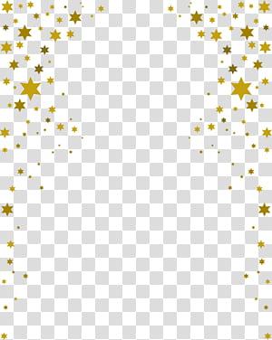 Superfície de fronteira, azul de estrelas PNG clipart
