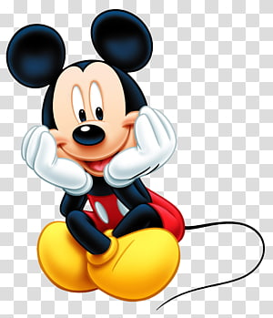 Mickey Mouse Minnie Mouse, Mickey Mouse, Disney Mickey Mouse PNG clipart