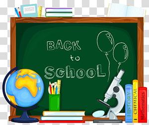 Primeiro dia de aula Estudante, volta às aulas, preto para ilustração escolar PNG clipart
