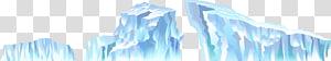 Fundo Euclidiano, iceberg PNG clipart
