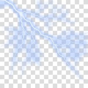 Linha azul ângulo ponto céu, relâmpago, eletricidade, relâmpago PNG clipart