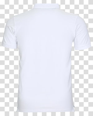 camisa polo branca, camisa polo t-shirt nadar cuecas bermudas branco, camisa pólo PNG clipart