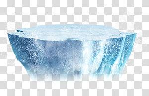 ilustração de iceberg, modelo de cor Water Iceberg RGB, iceberg PNG clipart