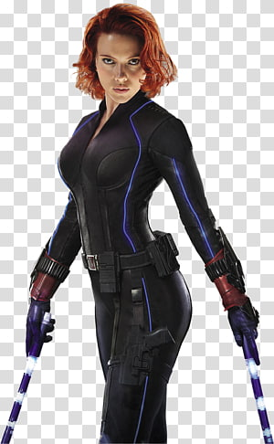Scarlet Johanson como Marvel Black Widow, Black Widow Homem de Ferro Avengers: Age of Ultron Vision Clint Barton, Black Widow png