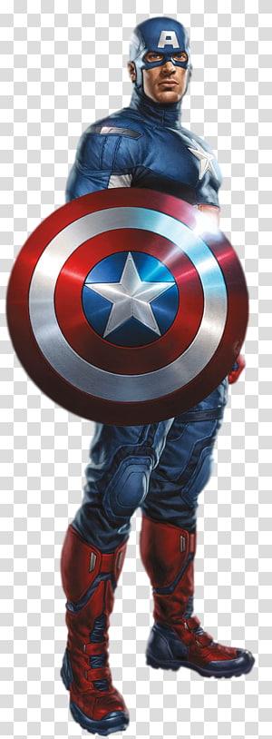 Capitão América Marvel, Capitão América Homem de Ferro Hulk The Avengers Black Widow, Capitão América PNG clipart