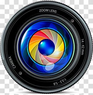 lente da câmera, ícone da lente da câmera, lente da câmera SLR PNG clipart