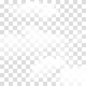 céu nublado branco e azul, ponto de ângulo de linha preto e branco, nuvem PNG clipart