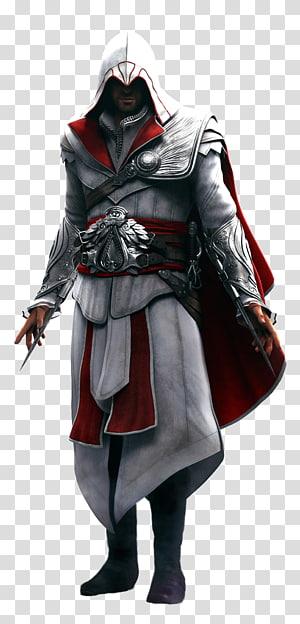 Assassins Creed II Assassins Creed: Irmandade Assassins Creed: Revelations Assassins Creed: Altaxefrs Chronicles, Ezio Auditore File PNG clipart