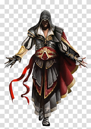 Assassins Creed II Assassins Creed: Revelations Assassins Creed: Fraternidade Assassins Creed: Altaxefrs Chronicles, Ezio Auditore s PNG clipart