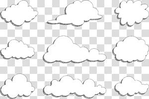 nuvem branca s, nuvens PNG clipart