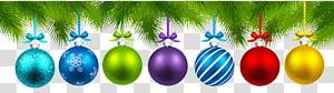 enfeites, enfeite de natal, decoração de natal, árvore de natal, decoração de bolas de natal png