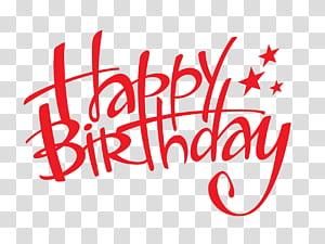 Bolo de aniversário, feliz aniversário, sobreposição de texto feliz aniversário png
